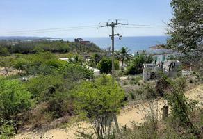 Foto de terreno habitacional en venta en barra de cuatunalco conocido , san pedro pochutla centro, san pedro pochutla, oaxaca, 0 No. 01