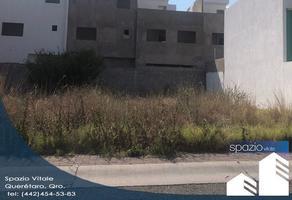 Foto de terreno habitacional en venta en barralva , residencial el refugio, querétaro, querétaro, 13987991 No. 01