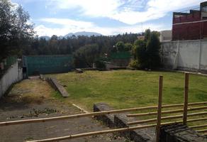 Foto de terreno comercial en venta en barranca de pilares , ampliación alpes, álvaro obregón, df / cdmx, 13909225 No. 01