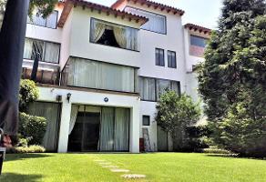 Foto de casa en venta en barranca de tarango fraccionamiento las haciendas , lomas de tarango, álvaro obregón, df / cdmx, 14363429 No. 01