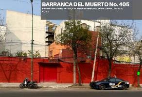 Foto de terreno habitacional en venta en barranca del muerto , merced gómez, benito juárez, df / cdmx, 13508939 No. 01