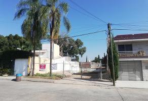 Foto de terreno habitacional en venta en barranquilla 2928, colomos providencia, guadalajara, jalisco, 0 No. 01