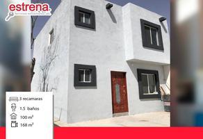 Foto de casa en venta en  , barreal, juárez, chihuahua, 20152602 No. 01