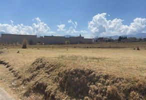 Foto de terreno habitacional en venta en barrio de santa maria , san miguel zinacantepec, zinacantepec, méxico, 0 No. 01