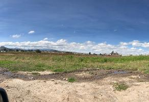 Foto de terreno habitacional en venta en barrio de santa maria , san pablo autopan, toluca, méxico, 0 No. 01