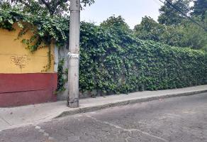 Foto de terreno habitacional en venta en  , barrio del niño jesús, coyoacán, df / cdmx, 12006782 No. 01