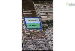 Foto de terreno habitacional en venta en  , barrio del parque, monterrey, nuevo león, 16195782 No. 01