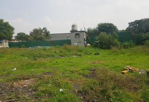 Foto de terreno habitacional en venta en  , barrio san antonio culhuacán, iztapalapa, df / cdmx, 18395957 No. 01
