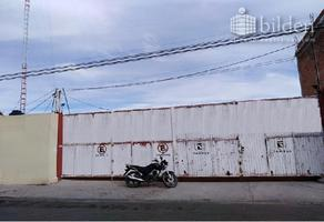 Foto de terreno comercial en venta en  , barrio tierra blanca, durango, durango, 6530286 No. 01