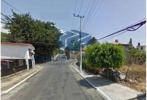 Foto de terreno habitacional en venta en Jardines de Delicias, Cuernavaca, Morelos, 5603849,  no 01