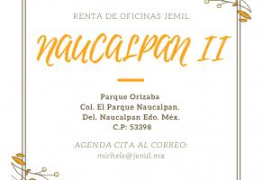 Foto de oficina en renta en El Parque, Naucalpan de Juárez, México, 20442542,  no 01