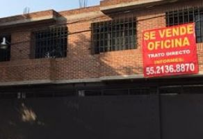 Foto de oficina en venta en Merced Gómez, Álvaro Obregón, Distrito Federal, 9210577,  no 01