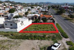 Foto de terreno habitacional en venta en Cumbres Residencial, Hermosillo, Sonora, 22078640,  no 01