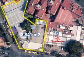 Foto de terreno habitacional en venta en Parque San Andrés, Coyoacán, DF / CDMX, 13610600,  no 01
