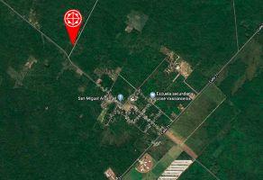 Foto de terreno habitacional en venta en Baca, Baca, Yucatán, 17092680,  no 01