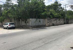 Foto de terreno comercial en venta en Colegios, Benito Juárez, Quintana Roo, 21156053,  no 01