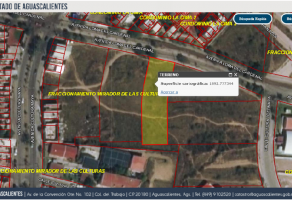 Foto de terreno comercial en venta en Cerro Alto, Aguascalientes, Aguascalientes, 20442273,  no 01