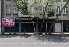 Foto de terreno comercial en renta en Centro (Área 1), Cuauhtémoc, DF / CDMX, 15412880,  no 01