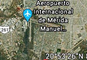 Foto de terreno habitacional en venta en Dzununcán, Mérida, Yucatán, 21066283,  no 01