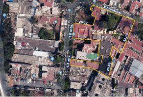 Foto de terreno habitacional en venta en Mixcoac, Benito Juárez, DF / CDMX, 13746938,  no 01