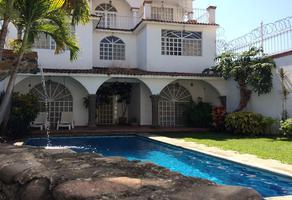 Foto de casa en venta en beatriz paredes s/d, centro vacacional oaxtepec, yautepec, morelos, 21322448 No. 01