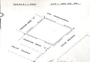 Foto de terreno habitacional en venta en belgica , santa rosa, juárez, chihuahua, 18845541 No. 01