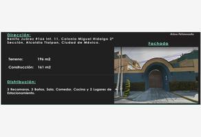 Foto de casa en venta en benito juarez 166, miguel hidalgo 2a sección, tlalpan, df / cdmx, 11358410 No. 01