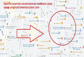 Foto de terreno habitacional en venta en benito juarez 30, nativitas, benito juárez, df / cdmx, 0 No. 01