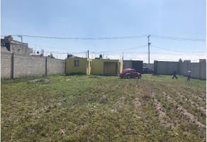 Foto de terreno habitacional en venta en benito juarez 410, san pablo autopan, toluca, méxico, 5742105 No. 01