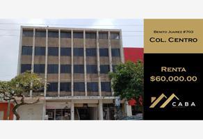 Foto de edificio en renta en benito juárez 703, coatzacoalcos centro, coatzacoalcos, veracruz de ignacio de la llave, 11519079 No. 01