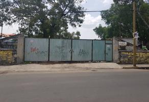 Foto de terreno habitacional en venta en benito juarez , barrio san antonio culhuacán, iztapalapa, df / cdmx, 10955390 No. 01