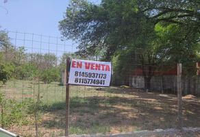Foto de terreno habitacional en venta en . ., benito juárez centro, juárez, nuevo león, 0 No. 01