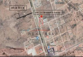Foto de terreno habitacional en venta en  , benito juárez cnop, chihuahua, chihuahua, 17519493 No. 01