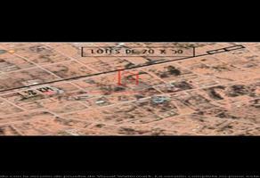 Foto de terreno habitacional en venta en  , benito juárez cnop, chihuahua, chihuahua, 17919111 No. 01