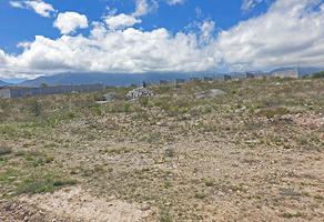 Foto de terreno habitacional en venta en benito juárez , el refugio, arteaga, coahuila de zaragoza, 0 No. 01