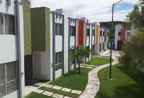 Foto de casa en renta en  , benito juárez, emiliano zapata, morelos, 11388890 No. 01