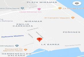 Foto de terreno habitacional en venta en benito juarez , la barra, ciudad madero, tamaulipas, 10251144 No. 01