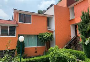 Foto de casa en venta en benito juárez , miguel hidalgo 2a sección, tlalpan, df / cdmx, 16180586 No. 01