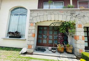 Foto de casa en venta en benito juárez , miguel hidalgo 2a sección, tlalpan, df / cdmx, 0 No. 01