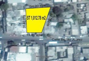Foto de terreno comercial en venta en benito juarez , navolato centro, navolato, sinaloa, 13026550 No. 01