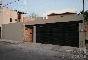 Foto de casa en renta en  , benito juárez nte, mérida, yucatán, 15877598 No. 01