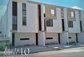 Foto de casa en renta en  , benito juárez ote, mérida, yucatán, 13925053 No. 01