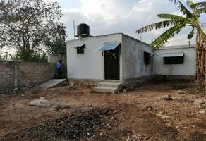 Foto de casa en venta en . , benito juárez ote, mérida, yucatán, 14109262 No. 01