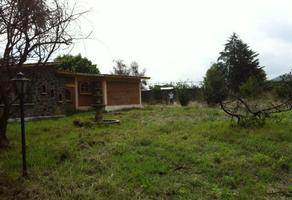 Foto de terreno habitacional en venta en benito juarez , san andrés ahuayucan, xochimilco, df / cdmx, 13072792 No. 01