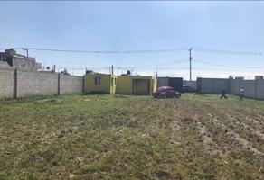Foto de terreno habitacional en venta en benito juarez , san pablo autopan, toluca, méxico, 5735780 No. 01