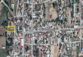 Foto de terreno habitacional en venta en benito juarez , santiago etla, san lorenzo cacaotepec, oaxaca, 5965965 No. 01