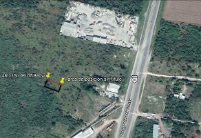 Foto de terreno habitacional en venta en  , benito juárez, victoria, tamaulipas, 9241449 No. 01