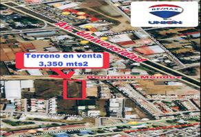 Foto de terreno industrial en venta en benjamin mendez , unidad ganadera, aguascalientes, aguascalientes, 20977457 No. 01
