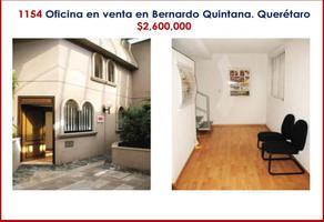 Foto de oficina en venta en bernardo quintana 1, arboledas, querétaro, querétaro, 0 No. 01