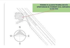 Foto de terreno habitacional en venta en bernardo quintana , álamos 1a sección, querétaro, querétaro, 14115655 No. 01